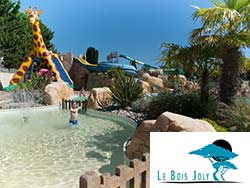 Camping Le Bois Joly ****