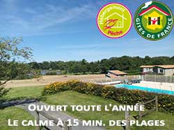 camping acceptant les animaux les Ouches du Jaunay