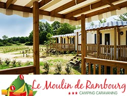 Camping le Moulin de Rambourg **